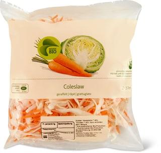 Bio Coleslaw geraffelt