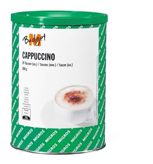 M-Budget Cappuccino Instant Dose 300g
