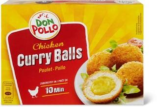 Don Pollo Curry Balls