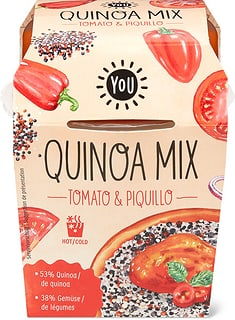 YOU Max Hav Quinoa Tomato & Piquillo