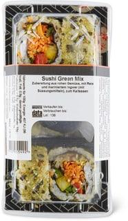 Sushi Green Mix