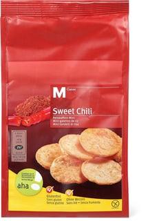 M-Classic aha! Reiswaffel Sweet Chili