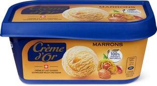 Crème d'or Marrons