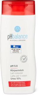 pH balance Körpermilch Urea 10%