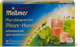 Messmer Marokanische Minze-Honig