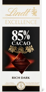 Lindt Excellence 85% Cacao