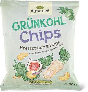 Alnatura Grünkohl Chips