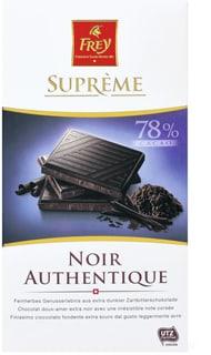 Suprême Noir Authentique