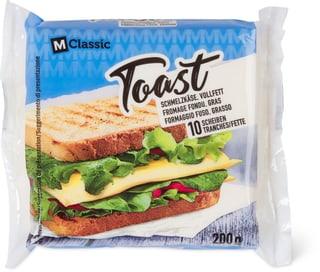M-Classic Schmelzkäse Toast