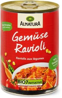 Alnatura Ravioli aux légumes