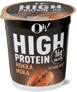Oh! High Protein Mokka