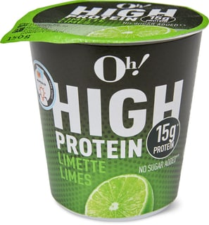Oh! High Protein Lime