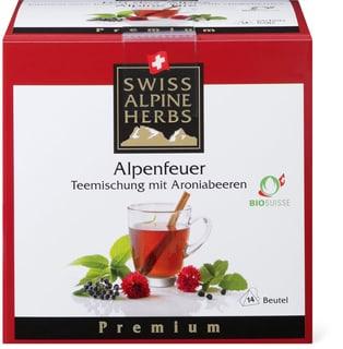 Bio Swiss Alpine Herbs Alpenfeuer
