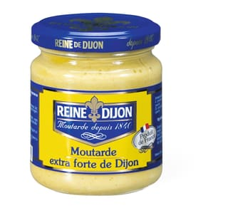 Reine Dijon Moutarde extra forte