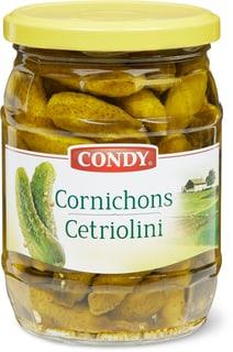 Condy cetriolini Fini