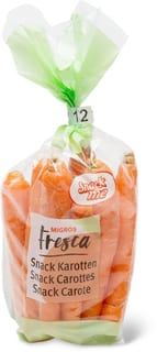 Snack Karotten