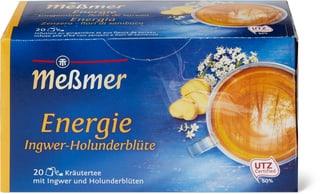 Messmer Tee Ingwer-Holunderblüte