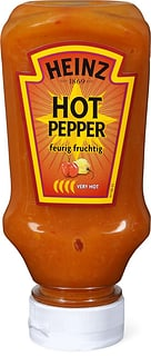 Heinz Sauce Hot Pepper