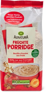 Alnatura Porridge Früchte