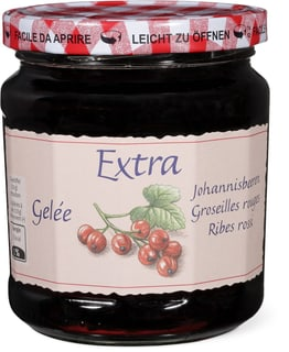 Extra Gelée Groseilles Rouges
