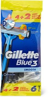 Gillette Blue 3 Einwegrasierer