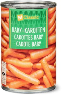 M-Classic Carottes baby