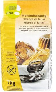 Aha! Mehlmischung glutenfrei