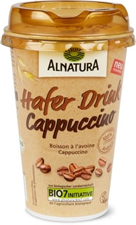 Alnatura Drink Avoine cappuccino