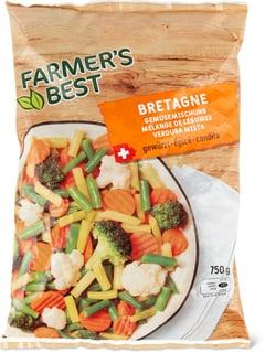 Farmer's Best Gemüse Bretagne