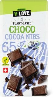 V-Love 65% Choco Cocoa Nibs