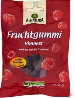 Alnatura Fruchtgummi Himbeer