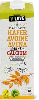 Bio V-Love Hafer Drink Kalzium