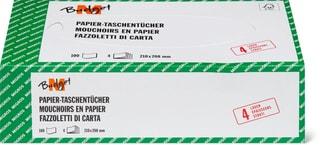 M-Budget Taschentücher Box