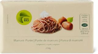 Bio Marroni-Purée
