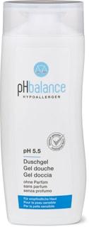 pH balance Duschgel ohne Parfum