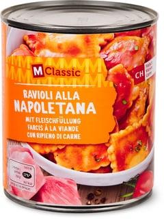 M-Classic Ravioli alla napoletana