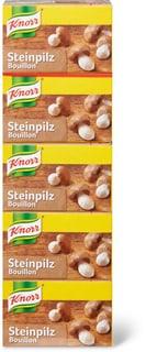 Knorr Steinpilzbouillon