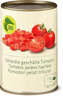 Bio Gehackte geschälte Tomaten