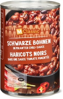 M-Classic Haricots noirs