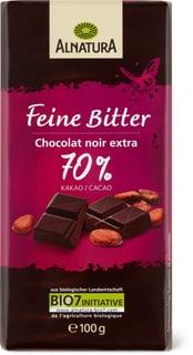 Alnatura Schokolade Feine Bitter 70%
