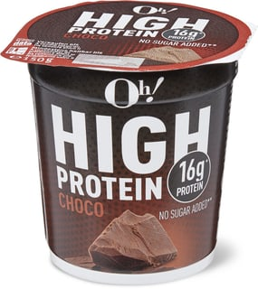 Oh! High Protein Schokolade