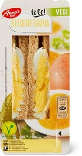 Anna's Best Vegi Sandwich Uova