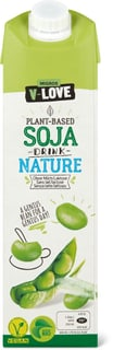 Bio V-Love Soja Drink Nature