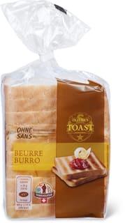 M-Classic Toast au beurre