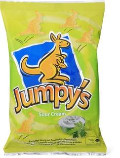 Jumpy's Sour Cream