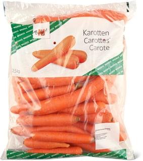 M-Budget Karotten