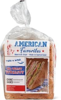 American Favorites XL Toast Vitality