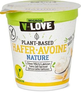 V-Love Vegurt Hafer Nature