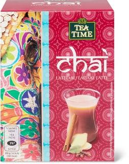 Tea Time Chai au lait