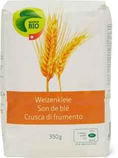 Bio Schweizer Weizenkleie